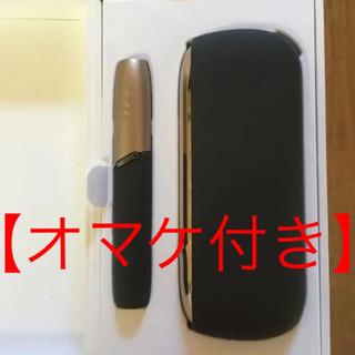 IQOS - 【ゴールドカスタム】アイコス3  iQOS3  ベルベットグレー