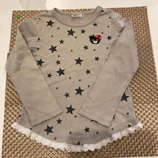 ダブルビー(DOUBLE.B)のカットソー 110(Tシャツ/カットソー)