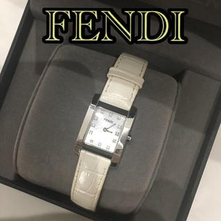 フェンディ(FENDI)のFENDI 腕時計✧︎ダイヤ✧︎(腕時計)