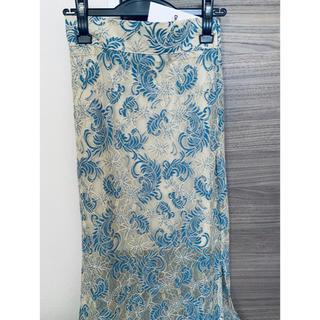 dholic - 【新品未使用】レースタイトスカート
