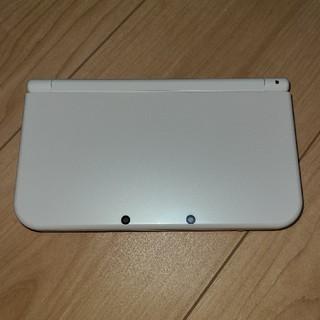 ニンテンドー3DS - 【動作確認済】New Nintendo 3DS LL パールホワイト