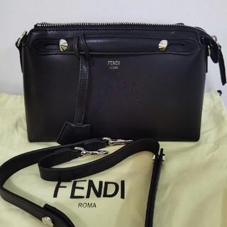 FENDI - FENDI フェンディ バイザウェイ ハンドバッグ 2way ブラック
