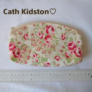キャスキッドソン(Cath Kidston)の中古品です♡Cath Kidstonポーチ(ポーチ)
