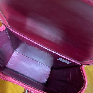 イオン(AEON)のピンク女の子用ランドセル 中古品 (ランドセル)