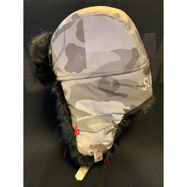 Supreme(シュプリーム)の中古Supreme Reflective Camo Trooper メンズの帽子(キャップ)の商品写真