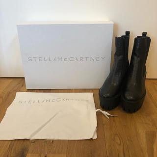 Stella McCartney - 新品ステラマッカートニー   厚底ブーツ エリス