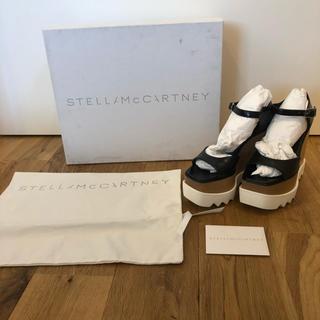 Stella McCartney - 新品ステラマッカートニー   エリスサンダル 厚底 プラットフォーム