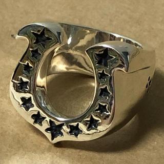テンダーロイン(TENDERLOIN)の13号 テンダーロイン T-H.S.RING ホースシューリング (リング(指輪))