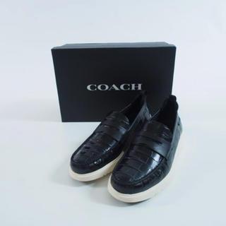 COACH - COACH  ローファー