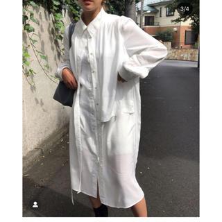 フロムファーストミュゼ(FROMFIRST Musee)のデザインロングシャツ(シャツ/ブラウス(長袖/七分))