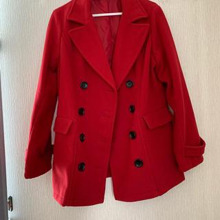 INGNI 赤 コート