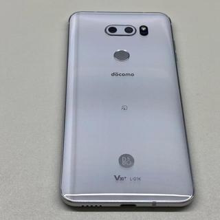 LG Electronics - LG docomo【SIMロック解除済み】 V30+ L-01K Black