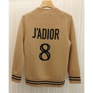 クリスチャンディオール(Christian Dior)のDior 20AW JADIOR カシミヤ カーディガン38(カーディガン)