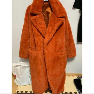 ヴィヴィアンウエストウッド(Vivienne Westwood)のヴィンテージ  ファーコート(毛皮/ファーコート)