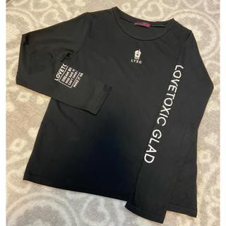 lovetoxic - Lovetoxic 長袖Tシャツ 160