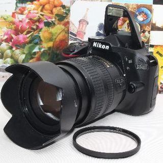 Nikon - ❤️携帯にラクラク転送❤️Bluetooth搭載❤️Nikon D3400❤️