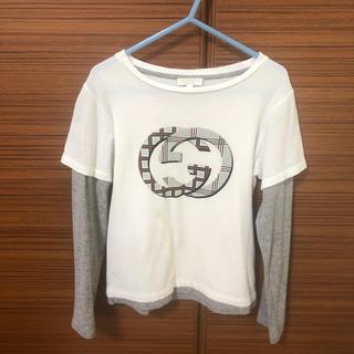グッチ(Gucci)のGUCCI  ロンT  110センチ(Tシャツ/カットソー)