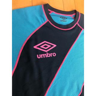 アンブロ(UMBRO)のumbro リバーシブル 速乾 Tシャツ メンズOサイズ とてもキレイです(Tシャツ/カットソー(半袖/袖なし))