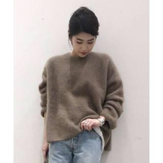L'Appartement DEUXIEME CLASSE - AP STUDIO アパルトモン Light Fur プルオーバー