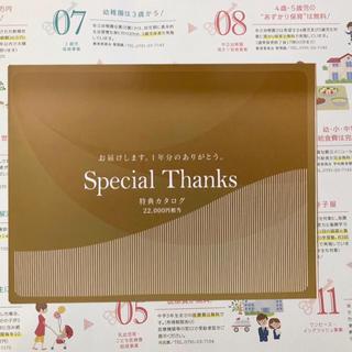 エヌティティドコモ(NTTdocomo)のdocomo ドコモ special  thanks 特典カタログ22000円 (ショッピング)