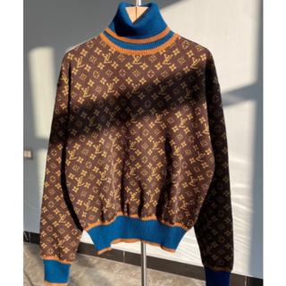 ルイヴィトン(LOUIS VUITTON)の【大人気】Louis Vuitton レディース タートルネックセーター(ニット/セーター)