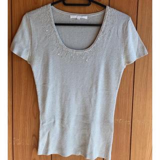 アナイ(ANAYI)のニット(Tシャツ/カットソー(半袖/袖なし))