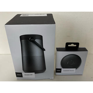 BOSE - BOSE/スピーカ/サウンドリンク/リボルブ+Bluetooth/箱付/良品/黒