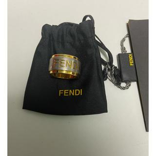 フェンディ(FENDI)の専用(リング(指輪))