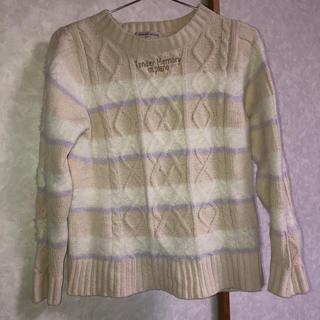 メゾピアノジュニア(mezzo piano junior)のメゾピアノ  ★ジュニア★セーター(Tシャツ/カットソー)