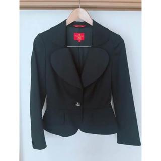 ヴィヴィアンウエストウッド(Vivienne Westwood)のヴィヴィアンウエストウッドラブジャケットスーツセットアップ(スーツ)
