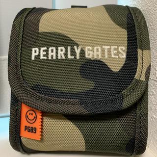 パーリーゲイツ(PEARLY GATES)のパーリーゲイツ 測定器入れ カモ柄(ウエア)