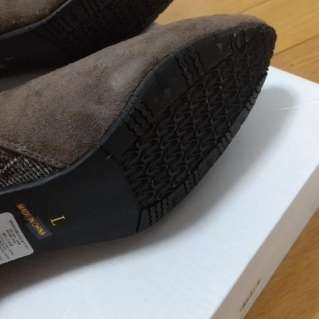 JELLY BEANS(ジェリービーンズ)のジェリービーンズ ショートブーティ レディースの靴/シューズ(ブーティ)の商品写真