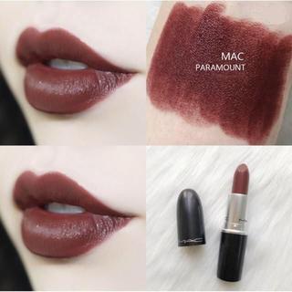 MAC - パラマウント 大人気カラー MAC リップ 口紅