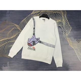 ディオール(Dior)の[2枚13000円送料込み] DIORパーカー  長袖(トレーナー/スウェット)