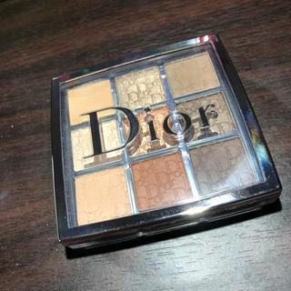Dior - ディオールバックステージアイパレット001(ウォーム)