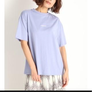 Mila Owen - ★未開封 ミラオーウエン フロッキープリント Tシャツ