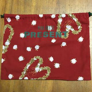 ピンクハウス(PINK HOUSE)のピンクハウス ノベルティ 巾着(ポーチ)
