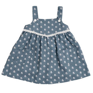 Caramel baby&child  - little cotton clothes ワンピース 2-3y