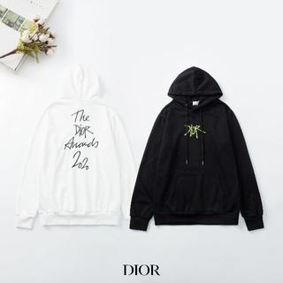 Dior - DIOR 1902 パーカー ロゴ 男女兼用 2枚14000円