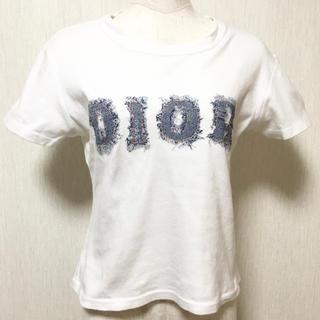 Christian Dior - クリスチャンディオール Tシャツ ホワイト M