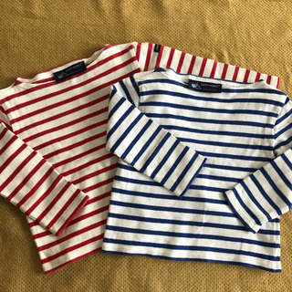 セントジェームス(SAINT JAMES)の【専用】セントジェームス キッズ 4歳 Saint James  2枚セット(Tシャツ/カットソー)