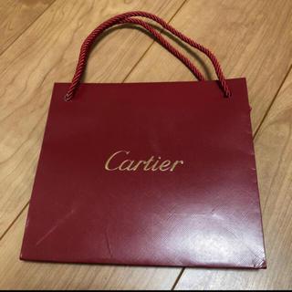 カルティエ(Cartier)のCartier ショッパー(ショップ袋)