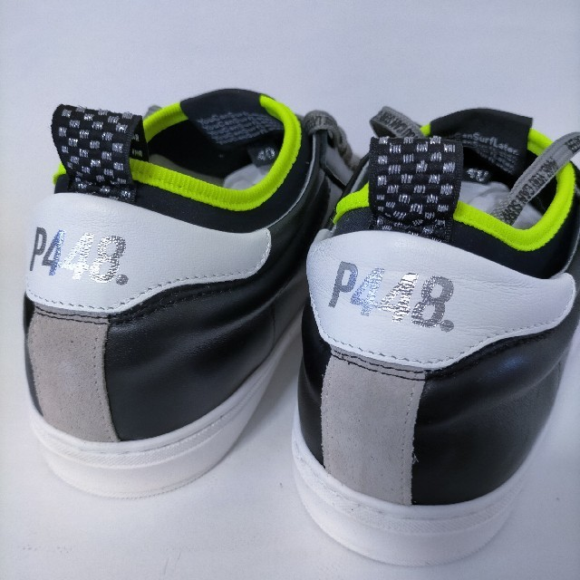 DIESEL(ディーゼル)のP448 ピーフォーフォーエイト EU40 JP25 レディースの靴/シューズ(スニーカー)の商品写真