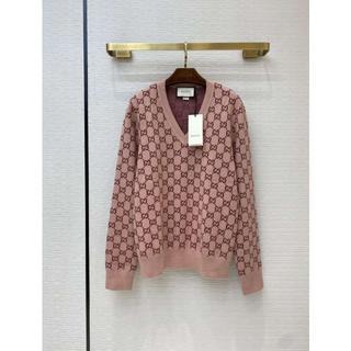 Gucci - GUCCI  GG  ウールセーター