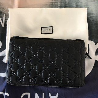 Gucci - 人気 グッチ クラッチバッグ 財布