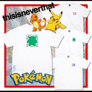 スタイルナンダ(STYLENANDA)のthisisneverthat  Tシャツ (Tシャツ(半袖/袖なし))