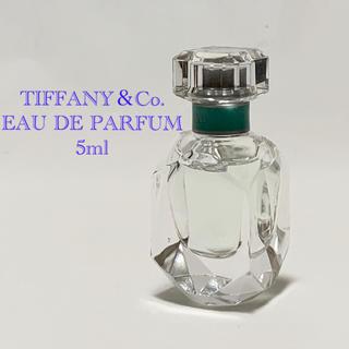 ティファニー(Tiffany & Co.)のTIFFANY&Co.  ティファニー  オードパルファム 5ml ミニ香水(香水(女性用))