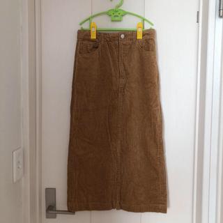 ローリーズファーム(LOWRYS FARM)のローリーズファーム  コーデュロイ スカート(ひざ丈スカート)