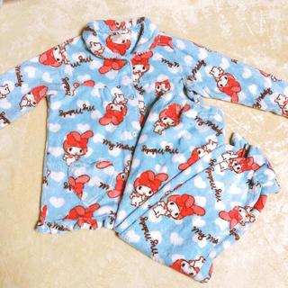 マイメロ もふもふあったかいパジャマ