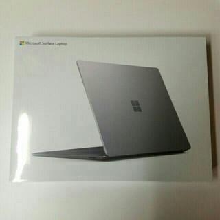 マイクロソフト(Microsoft)のSurface Laptop 3 13 V4C-00018(ノートPC)